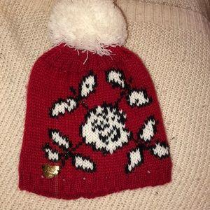Betsey Johnson winter hat
